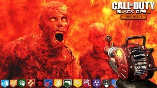 """STAIRWAY TO HELL ZOMBIES"" - BLACK OPS 3 ""CUSTOM ZOMBIES"" MAP! (Call of Duty Zombie Mods)"