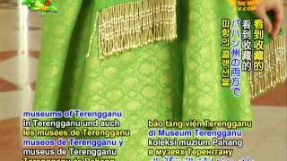 Malaysian Heritage: Traditional Malay Costumes (1/2)