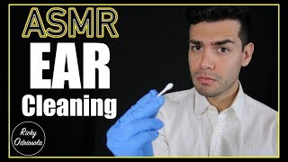 Video ASMR - INTENSE Ear Exam & Cleaning | RELAXING Doctor (Male Whisper in Ears, Rude for Relaxation) download MP3, 3GP, MP4, WEBM, AVI, FLV Januari 2018