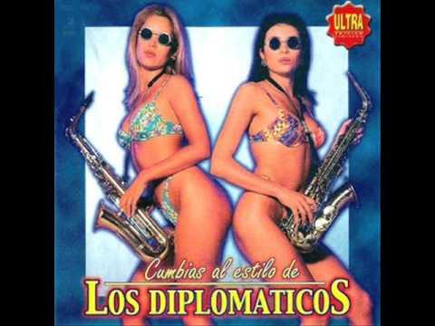 LOS DIPLOMATICOS - Cumbias con estilo - BAILABLES 70´s