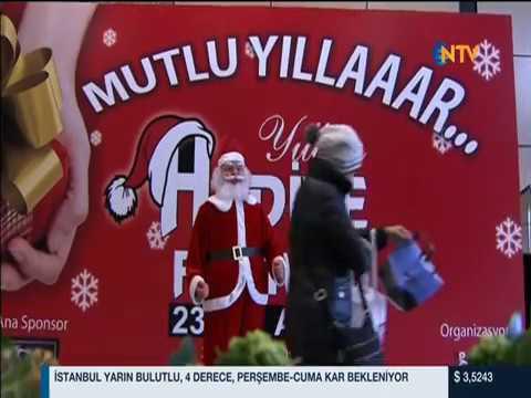HEDİYE FUARI 2016 LÜTFİ KIRDAR FUAR MERKEZİ - NTV