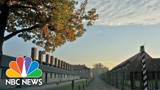 Auschwitz Memorial Criticizes Amazon Show 'Hunters' Over 'Human Chess' Scene | NBC Nightly News