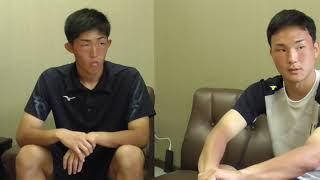 矢板中央サッカー部 キーパーインタビュー 第2回