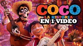 Coco I La Historia en 1 video #MaratónFedewolf