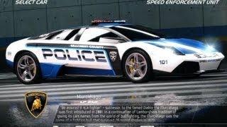Need For Speed Hot Pursuit 2010 - Hot Pursuit w/ Lamborghini Murciélago LP640