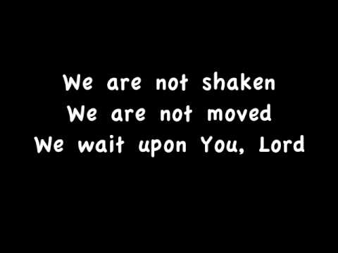 You'll Come - Hillsong United (Lyrics)