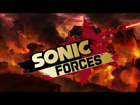 """Sonic Forces """"Fist Bump (Instrumental Full)"""" Music"""