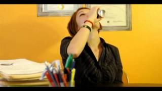 Kristen's RedBull Commercial