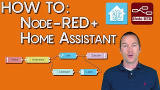 Node-RED + Home Assistant How-To
