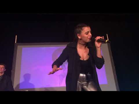 Rebecca Black - Heart Full Of Scars LIVE