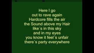 Scooter above my hair Lyrics