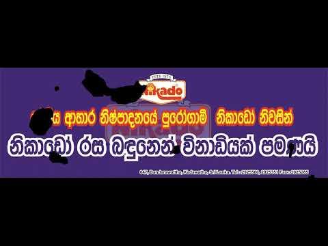 "Episode 07-""Nikado Rasabandunen Winadiyak Pamanai"" Programe @ Ministry of Housing and Construction"
