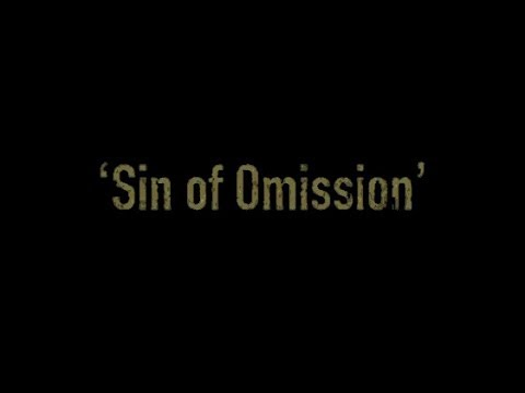 What is the sin of omission ?