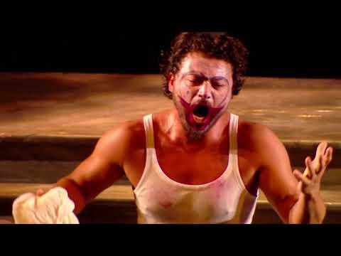 Madforitaly.net presents Opera singer Vittorio Grigolo 2017 Niaf Gala