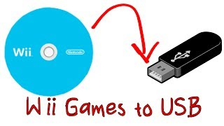 How to Put Wii Games on USB