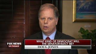 Doug Jones on Fox News Sunday