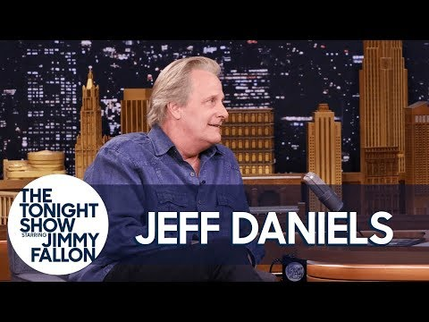 Clint Eastwood Saved Jeff Daniels from Plowing into a Semitruck