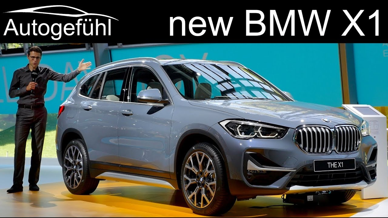 2020 New Bmw X1 Facelift Review Exterior Interior Autogefuhl Youtube