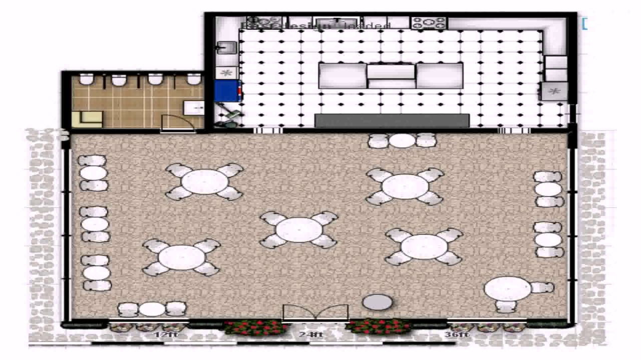 Bakery floor plan pdf youtube for Bakery floor plan