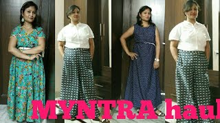 myntra haul,summer sale haul,maxi dresses haul,anvesha,s creativity