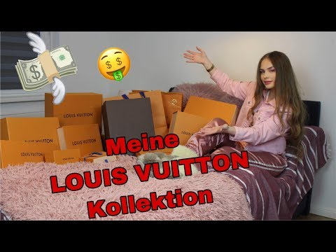 MEINE LOUIS VUITTON KOLLEKTION  💸💸💸I MISSBELLA.A