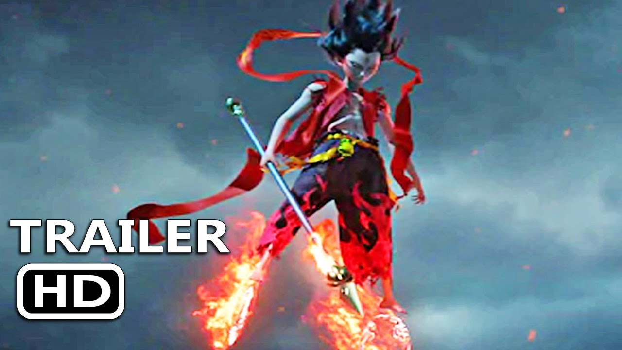 Download NE ZHA Official English Trailer (2020) Animation Manga