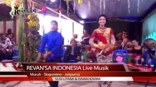 Download lagu JURAGAN EMPANG Voc.NITA | REVANSA INDONESIA Live Conto Bulukerto 2018