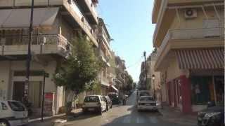 Улицы Лутраки, Греция(На северном побережье Коринфского залива всего в 80 километрах от Афин расположен старинный город Лутраки...., 2012-12-04T09:00:46.000Z)