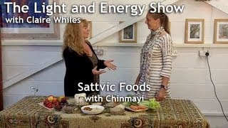 Sattvic Foods with Chinmayi