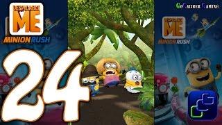 Despicable Me Minion Rush Android Walkthrough - Part 24 - Event: Minion Safari