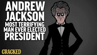 Andrew Jackson: Most Terrifying Man Ever Elected President thumbnail