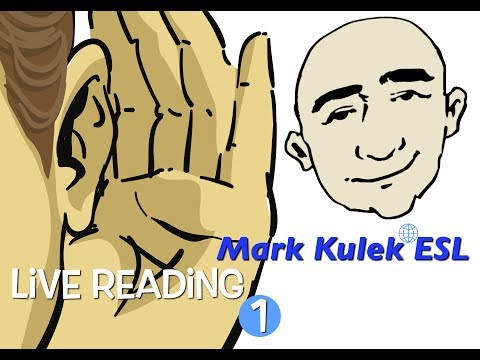 Direction and Locations - conversation, Q&A, reading, shadowing | Mark Kulek - ESL