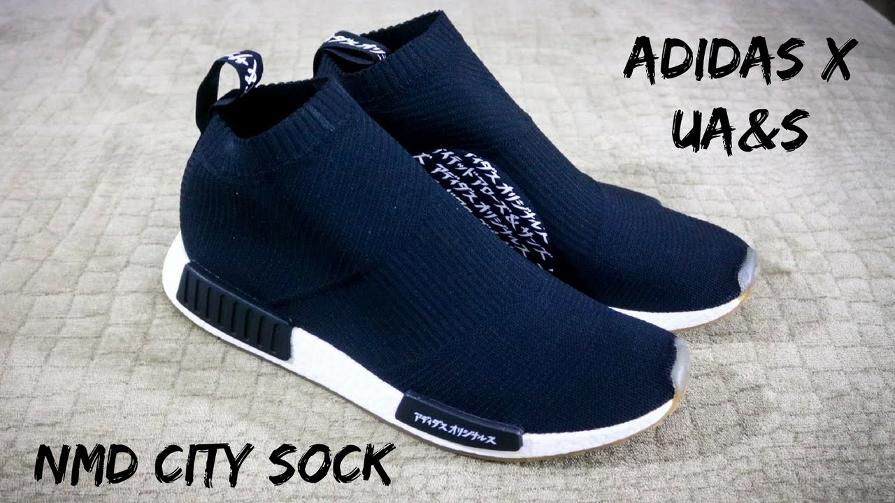 82fe945b16496 Sneaker Buying Regrets + United Arrows NMD City Sock 1  OttomanBoxOpenings