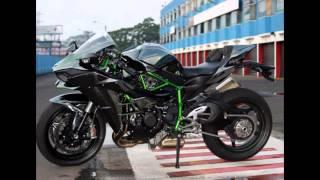 Modifikasi Motor Kawasaki Ninja H2r