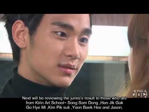 [Engsub] Dream High's Deleted Scene | Kim Soo Hyun - Suzy