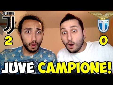 VINCE LA JUVE! JUVENTUS-LAZIO 2-0 [FINALE COPPA ITALIA]