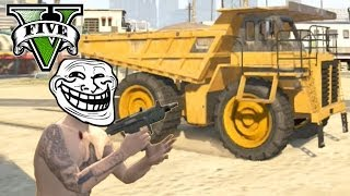 TROLLING and GIANT DUMPS | Grand Theft Auto V Online Funny Moments Gameplay