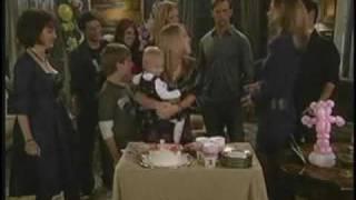 OLTL-Todd, Blair & Marty: Hope's Birthday 11/06/09