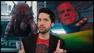 Deadpool 2 (Meet Cable) Trailer Review