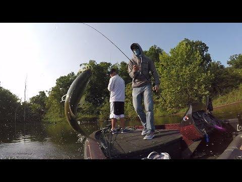 East Kansas Bassmasters / Big Hill Lake / Tournament Pre-Fish