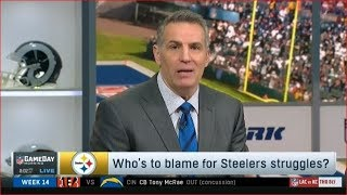 Who's to blame for Steelers struggles?   NFL GameDay Morning