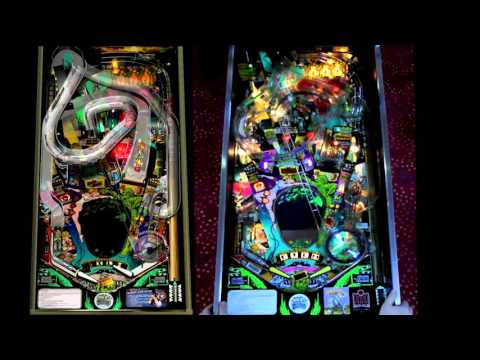 Speed Comparison with Real Tables (Future Pinball 2.0 physic)