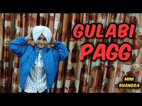 GULABI PAGG || DILJIT DOSANJH || MINI BHANGRA