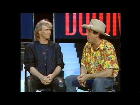 Countdown (Australia)- Molly Meldrum Interviews John Farnham- November 16, 1986- Part 1