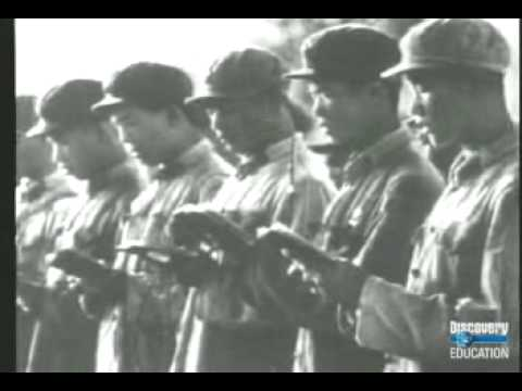 The Cultural Revolution of China 1966-1976