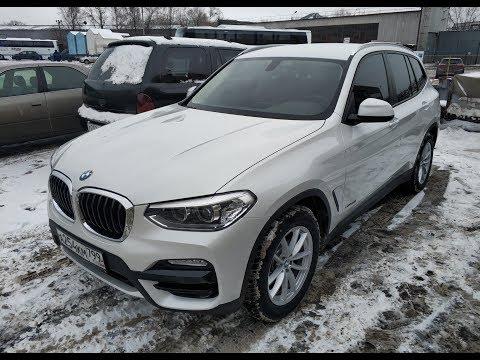 BMW X3 G01 (2018) - Почему не нужно покупать BMW X3 на минималках.