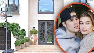 Justin Bieber And Hailey Baldwin Have Finally Found Their Beverly Hills Dream Home!