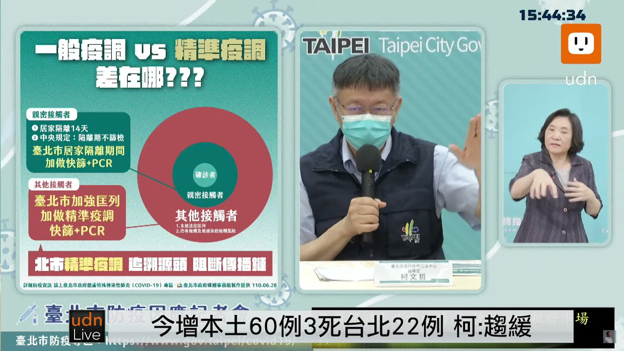 Download 0628柯文哲臺北市防疫因應記者會