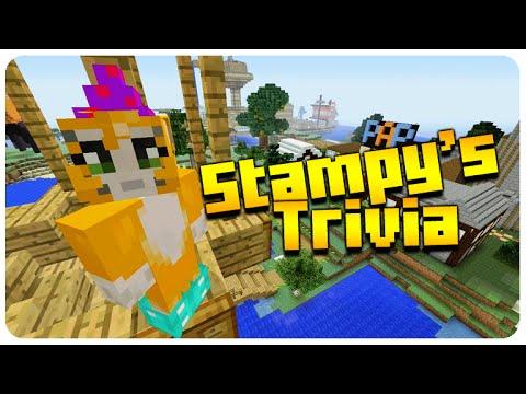 Stampy's Lovely Trivia - Stampylongnose Trivia Map Minecraft Pocket Edition