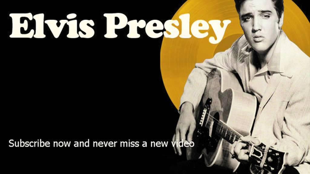 """""""ELVIS PRESLEY"""" IL DISCO CHE CAMBIO' LA STORIA DELLA MUSICA."""